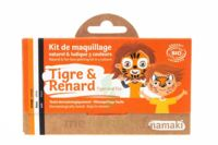 Kit 3 Couleurs Tigre & Renard à YZEURE