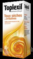 TOPLEXIL 0,33 mg/ml, sirop 150ml à YZEURE