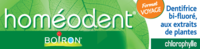 Boiron Homéodent Soin Complet Dents et Gencives Pâte Dentifrice Chlorophylle Format Voyage T/25ml à YZEURE