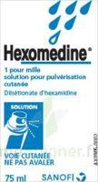 Hexomedine 1 Pour Mille, Solution Pour Pulvérisation Cutanée En Flacon Pressurisé à YZEURE