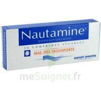 NAUTAMINE, comprimé sécable à YZEURE