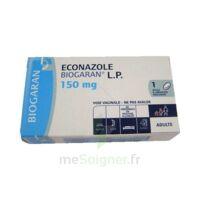 ECONAZOLE BIOGARAN L.P. 150 mg, ovule à libération prolongée à YZEURE