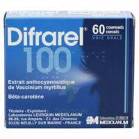 Difrarel 100 Mg, Comprimé Enrobé 6plq/10 à YZEURE