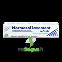 Normacol Lavement Enfants, Solution Rectale, Récipient Unidose à YZEURE