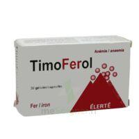 TIMOFEROL, gélule Plq/90 à YZEURE