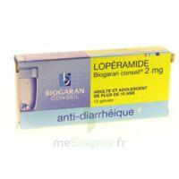 LOPERAMIDE BIOGARAN CONSEIL 2 mg, gélule à YZEURE
