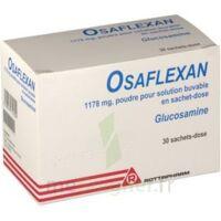 OSAFLEXAN 1178 mg, poudre pour solution buvable en sachet-dose à YZEURE
