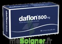 DAFLON 500 mg Comprimés pelliculés Plq/60 à YZEURE