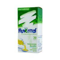Fluvermal 2 % Susp Buv Fl/30ml à YZEURE