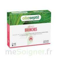 Olioseptil Bronches 15 Gélules à YZEURE
