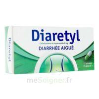 DIARETYL 2 mg, gélule à YZEURE