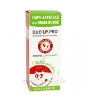 Duo LP-Pro Lotion radicale poux et lentes 150ml à YZEURE