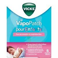 VICKS VAPOPATCH ENFANTS à YZEURE