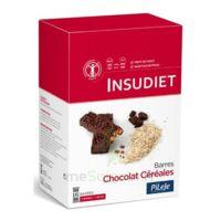 INSUDIET BARRES CHOCOLAT CEREALES à YZEURE
