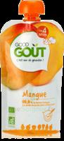 Good Goût Alimentation Infantile Mangue Gourde/120g à YZEURE