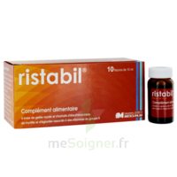 Ristabil Anti-Fatigue Reconstituant Naturel B/10 à YZEURE