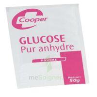GLUCOSE COOPER SACHET, bt 20 à YZEURE