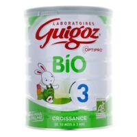 Guigoz Bio Croissance De 10 Mois à 3 Ans à YZEURE