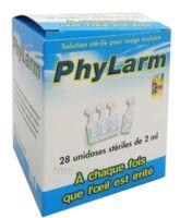 PHYLARM, unidose 2 ml, bt 28 à YZEURE