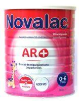 NOVALAC AR + 0-6 MOIS Lait pdre B/800g à YZEURE