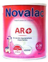 Novalac AR+ 2 Lait en poudre 800g à YZEURE