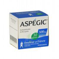 ASPEGIC 500 mg, poudre pour solution buvable en sachet-dose 30 à YZEURE