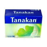TANAKAN 40 mg, comprimé enrobé PVC/alu/90 à YZEURE