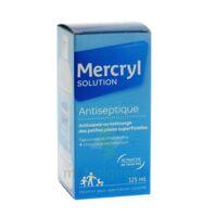 MERCRYL, solution pour application cutanée à YZEURE