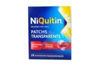 NIQUITIN 7 mg/24 heures, dispositif transdermique B/28 à YZEURE