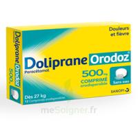 DOLIPRANEORODOZ 500 mg, comprimé orodispersible à YZEURE