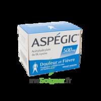 ASPEGIC 500 mg, poudre pour solution buvable en sachet-dose 20 à YZEURE
