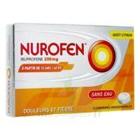 Nurofen 200 Mg, Comprimé Orodispersible à YZEURE