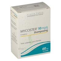 MYCOSTER 10 mg/g, shampooing à YZEURE