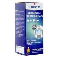 OXOMEMAZINE H3 SANTE 0,33 mg/ml SANS SUCRE, solution buvable édulcorée à l'acésulfame potassique à YZEURE
