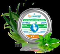 Puressentiel Respiratoire Gommes Menthe-eucalyptus Respiratoire - 45 G à YZEURE