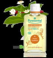 Puressentiel Articulations & Muscles Huile de massage BIO** Effort Musculaire - Arnica - Gaulthérie - 100 ml à YZEURE