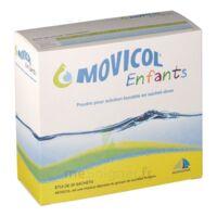 Movicol Enfants, Poudre Pour Solution Buvable En Sachet-dose à YZEURE