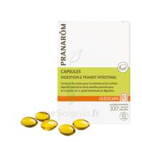 PRANAROM OLEOCAPS 3 Caps digestion & transit intestinal à YZEURE