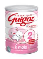 GUIGOZ 2 Lait pdre B/800g à YZEURE