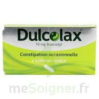 DULCOLAX 10 mg, suppositoire à YZEURE