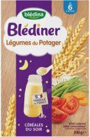 Blédina Blédîner Céréales Légumes Du Potager 240g à YZEURE