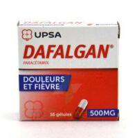 DAFALGAN 500 mg Gélules 2plq/8 (16) à YZEURE