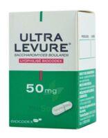 ULTRA-LEVURE 50 mg Gélules Fl/50 à YZEURE