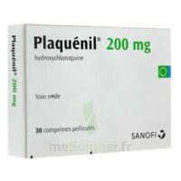 PLAQUENIL 200 mg, comprimé pelliculé à YZEURE
