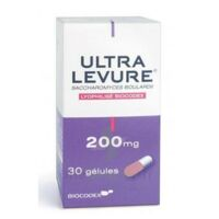 ULTRA-LEVURE 200 mg Gélules Fl/30 à YZEURE