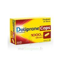 DOLIPRANECAPS 1000 mg Gélules Plq/8 à YZEURE