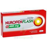 NUROFENFLASH 400 mg Comprimés pelliculés Plq/12 à YZEURE