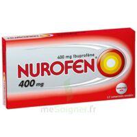 NUROFEN 400 mg Comprimés enrobés Plq/12 à YZEURE