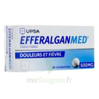 EFFERALGANMED 500 mg, comprimé à YZEURE