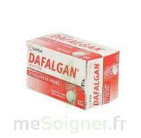 DAFALGAN 1000 mg Comprimés effervescents B/8 à YZEURE